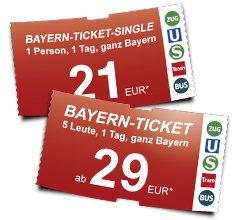 Bayern-Ticket: Günstig im Zug durchs Bahnland Bayern | Zugreiseblog
